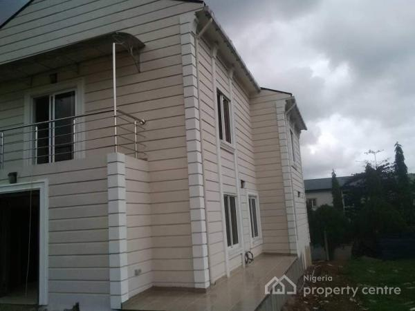 Brand New 5 Bedrooms Town House, Games Village, Kaura, Abuja, Terraced Duplex for Sale