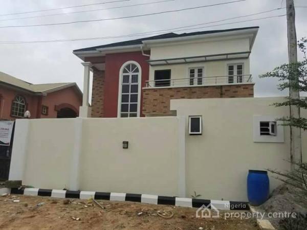 Exquisite 5 Bedroom Duplex, Gra, Magodo, Lagos, Detached Duplex for Sale