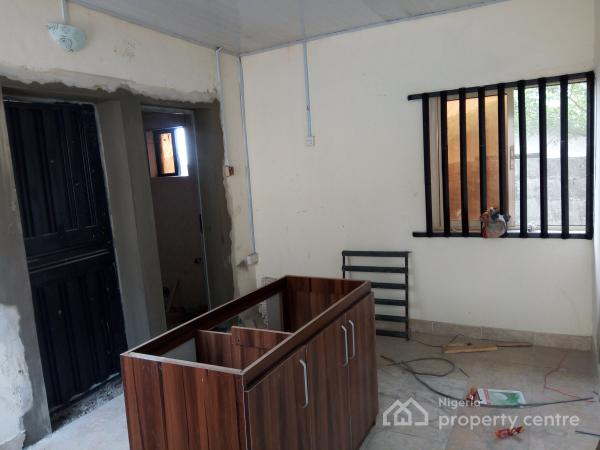 Newly Built Self-contained Studio Flat, Across Chevy View Estate, New Road, Lekki Expressway, Lekki, Lagos, Self Contained (studio) Flat for Rent