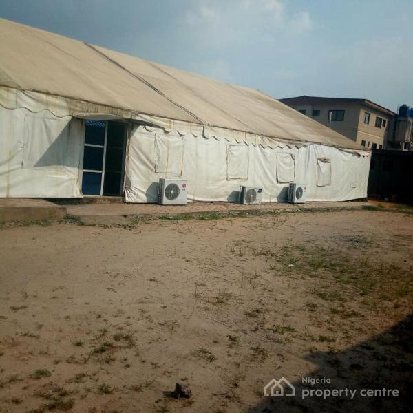 Event Centre on 5 Plots of Land, Off Ajayi Road, Ogba, Ikeja, Lagos, Event Centre / Venue for Rent
