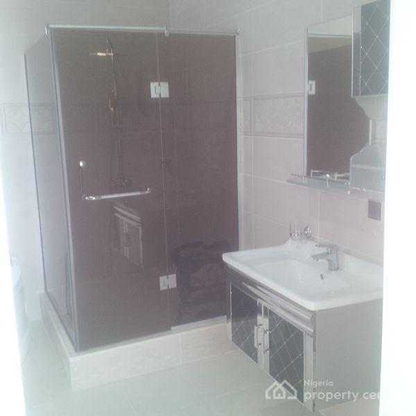 4 Bedroom Semi Detach Duplex with Bq, Agungi, Lekki, Lagos, Semi-detached Duplex for Sale