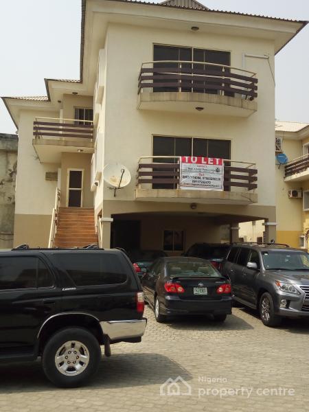 Luxury 4 Bedroom Duplex with 2 Room Servant Quarter, 33 Bourdillon, Old Ikoyi, Ikoyi, Lagos, Detached Duplex for Rent
