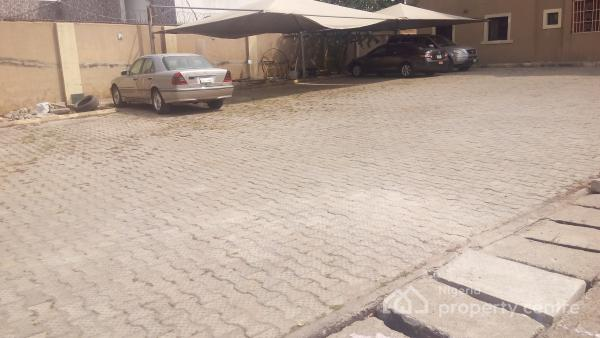 Luxury N Tastefully Finished 1 Bedroom Flat En Suite with a Guess Toilet, Pop, Finishing, Zone 6, Wuse, Abuja, Mini Flat for Rent