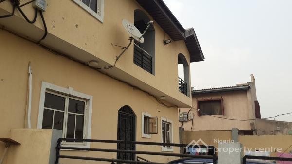 a Luxury 3 Bedroom Flat, Adeniyi Jones, Ikeja, Lagos, Flat for Rent