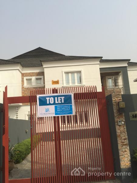 Newly Built 4 Bedroom Semi-detached House for Strictly Office Use, Oniru, Victoria Island (vi), Lagos, Semi-detached Duplex for Rent