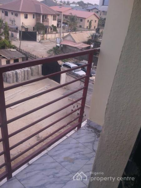 Studio Flat Upstairs, Close to Victory Estate, Thomas Estate, Ajah, Lagos, Self Contained (studio) Flat for Rent
