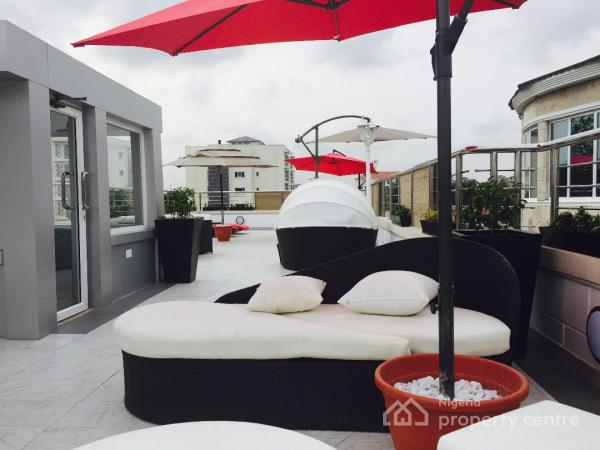 Luxurious Four Bedroom Terraces with Second to None Finishing, Old Ikoyi, Ikoyi, Lagos, Semi-detached Duplex for Sale