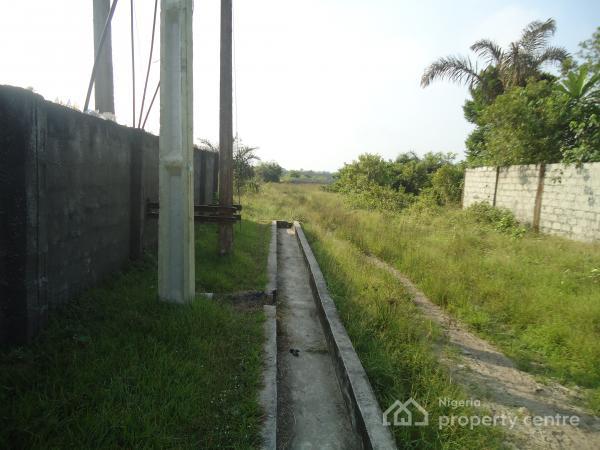 668sqm of Dry Land with Raft Foundation, Bogije, Iberekodo, Ibeju Lekki, Lagos, Residential Land for Sale