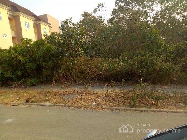1500sqm Medium Density Land, Gilmore Area, Guzape District, Abuja, Residential Land for Sale