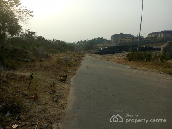 1250 Medium Density Land for Sale, Gilmore Area, Guzape District, Abuja, Residential Land for Sale