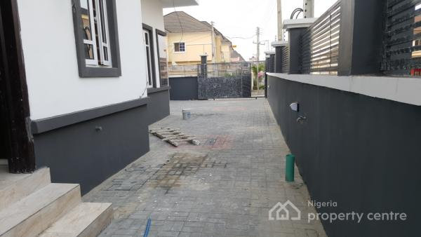 Brand New and Superbly Finished 5 Bedroom Detached House with Boys Quarter, Chevy View Estate, Lekki, Lagos, Detached Duplex for Sale