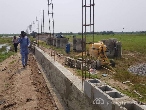 Dry Lands, Off Monastery Road, Behind Shoprite, Sangotedo, Ajah, Lagos, Mixed-use Land for Sale