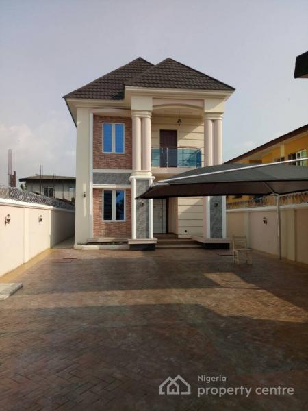 4 Bedrooms Duplex Modern House, Off Social Club Road, Oko-oba, Agege, Lagos, Detached Duplex for Sale