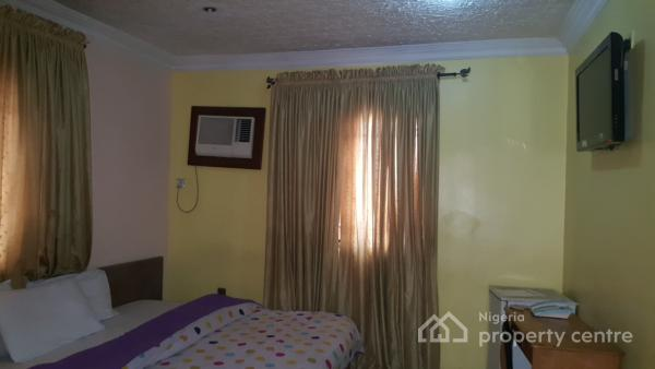 Strategically Located, Fully Furnished, Serviced and Functional 19 Room Hotel, Off Awolowo Road, Old Ikoyi, Ikoyi, Lagos, Hotel / Guest House for Rent