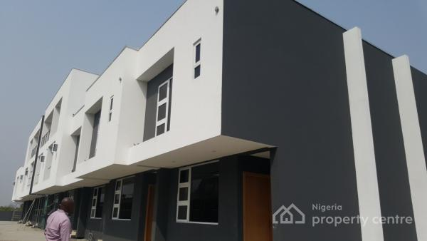 Brand New and Luxuriously Finished 2 Bedroom Terrace Duplex in a Secured Estate, Jenesis Colony Estate, Ajah, Lagos, Terraced Duplex for Rent