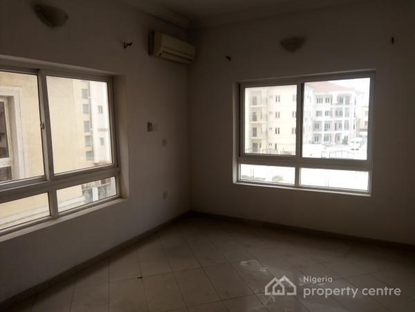 Well Built 3 Bedroom Service Flat with Bq. All Rooms En-suite, Oniru, Victoria Island (vi), Lagos, Flat for Rent