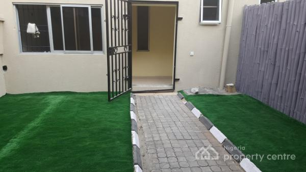 Nicely Finished and Well Located 2 Units of 3 Bedroom Semi-detached Duplex with Boys Quarter, Off Admiralty Way, Fola Osibo, Lekki Phase 1, Lekki, Lagos, Semi-detached Duplex for Rent
