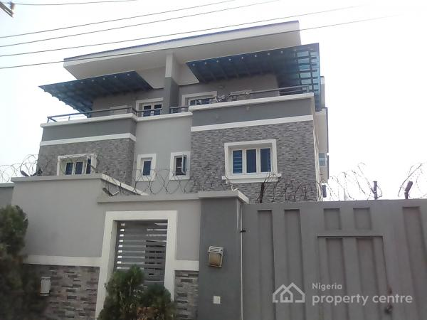 Well Finished 4 Bedroom Terrace, Off Ogudu Road, Ojota, Lagos, Terraced Duplex for Sale