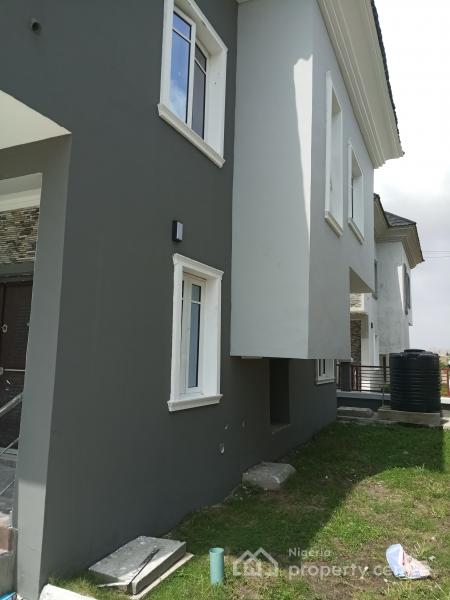 4-bedroom Fully Detached Duplex with Bq, Pearl Garden Estate, Monastery Road, By New Shoprite, Sangotedo, Ajah, Lagos, Detached Duplex for Sale
