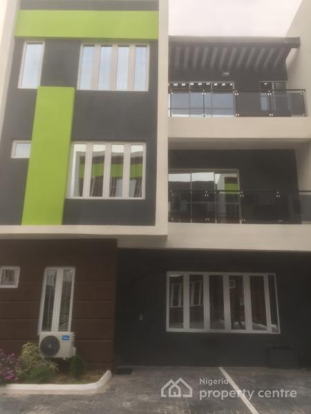 Lovely and Brand New 5 Bedroom Terrace Duplex, Ikate Elegushi, Lekki, Lagos, Terraced Duplex for Rent