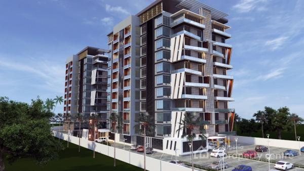 Luxury 3 Bedroom + a Maids Room with Exquisite Finishing with Special Promo Offer, Water Cooperation Drive Off Ligali Ayorinde., Victoria Island (vi), Lagos, Flat for Sale