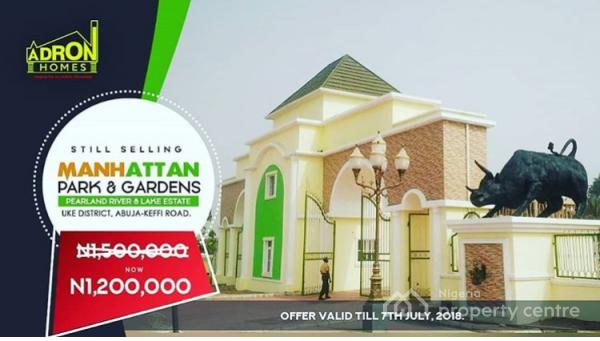 Land, Uke District, 2km Away From Goshen City, Karu, Abuja, Mixed-use Land for Sale