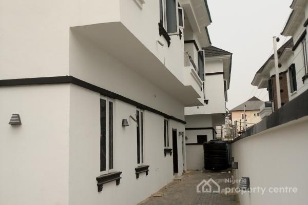 Well Finished  4 Bedroom  Detached  Duplex, Along Shoprite Road, Osapa, Lekki, Lagos, Detached Duplex for Sale