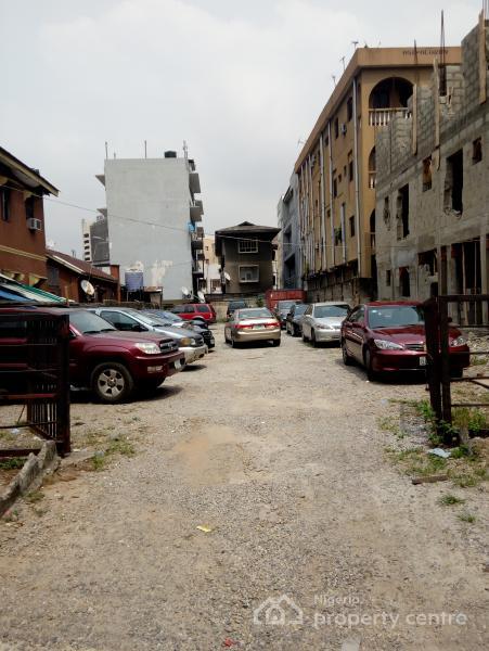 Urgent Sale!! Bare Land on Lagos Island 555.811sqm, Berkeley Street, Marina, Lagos Island, Lagos, Commercial Land for Sale