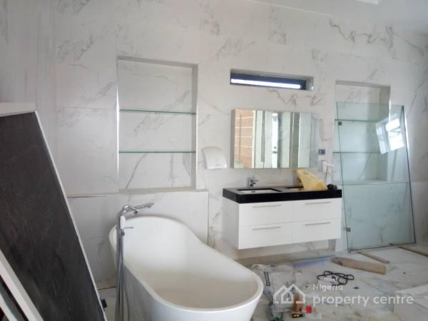 a Tastefully Built 5 Bedroom Fully Detached  Duplex with Excellent Facilities, Arcadia Groove Estate (close to Pinnock Beach Estate), Osapa, Lekki, Lagos, Detached Duplex for Sale