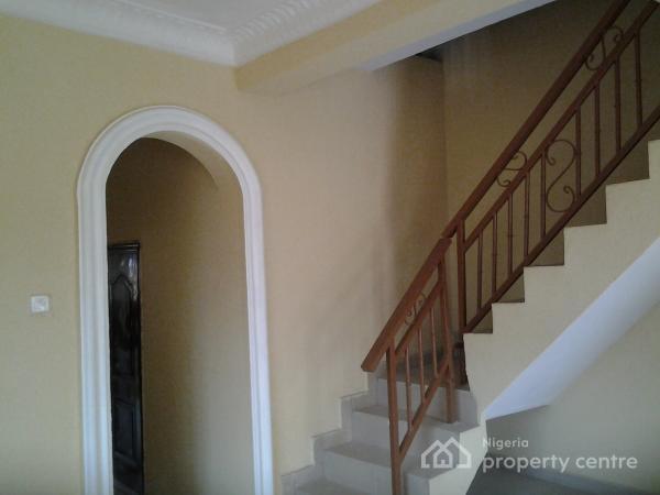 Luxury 3 Bedroom Terrace Duplex, Oluyole Estate, Ibadan, Oyo, Terraced Duplex for Rent