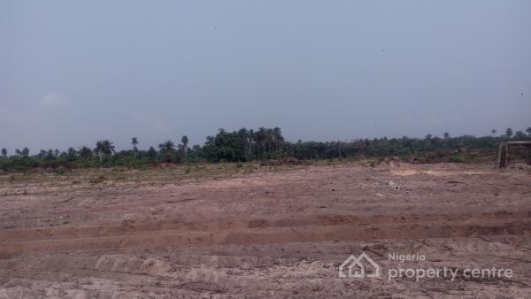 100 Hectares of Land with C of O, Origanrigan/oshoroko, Beside Dangote Refinery in Free Trade Zone Area, Eleko, Ibeju Lekki, Lagos, Mixed-use Land for Sale