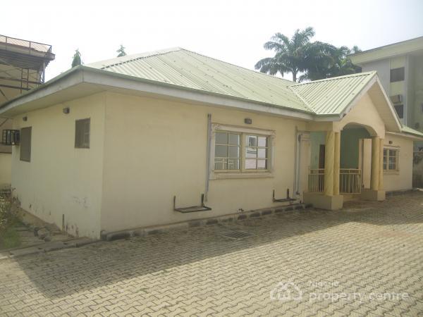 5 Bedrooms, 2 Sitting Rooms & 2 Study+ 3 Bedrooms & Study Guest Chalet, Jabi, Abuja, Detached Duplex for Rent
