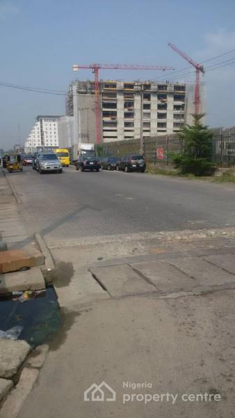10,000 Square Metres Fenced Bare Land with  C of O, Close to Four Points Sheraton, Victoria Island Extension, Victoria Island (vi), Lagos, Commercial Land for Sale