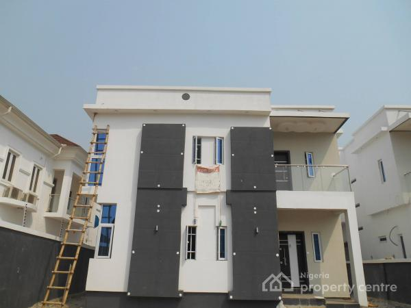 4 Bedroom Fully Detached Duplex With Indoor Swimming Pool For Sale ...