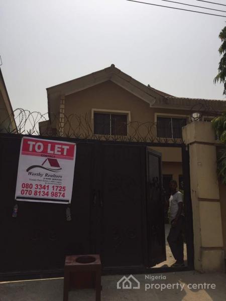 3 Bedroom Flat, Omotayo Lawal Street, Badore, Ajah, Lagos, Flat for Rent