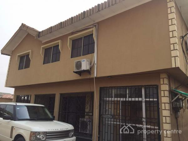 3 Bedroom Flat  to Let at Omotayo Lawal Street N650k, Omotayo Lawal Street, Badore, Ajah, Lagos, Flat for Rent
