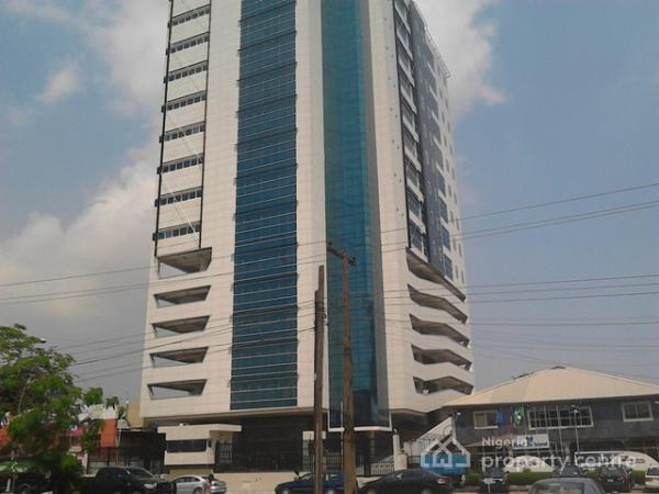 16 Floor Commercial High Rise Building, Adetokunbo Ademola Street, Lagos Island, Lagos, Commercial Property for Sale