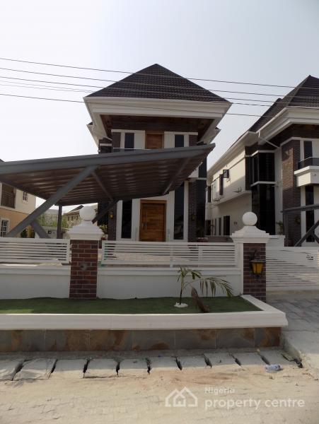 For Sale Exquisitely Finished Mind Blowing 5 Bedroom Luxury Detached Duplex With A Staff