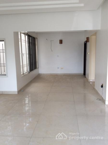 4 Bedroom Terrace Duplex with a Room Bq, Diplomatic Zone, Katampe Extension, Katampe, Abuja, Terraced Duplex for Rent