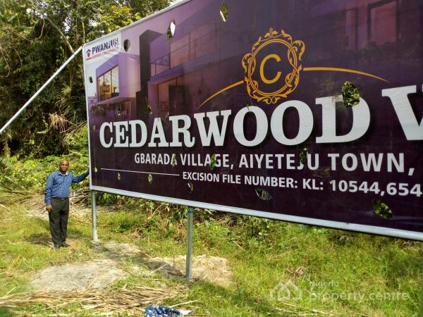 For Sale Cedarwood Villas Offers Instalment Of 150000 Monthly For