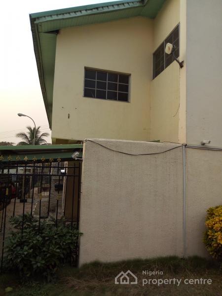 5 Bedroom Terrace Duplex with Bq, Malabo Street, Wuse 2, Abuja, Terraced Duplex for Rent