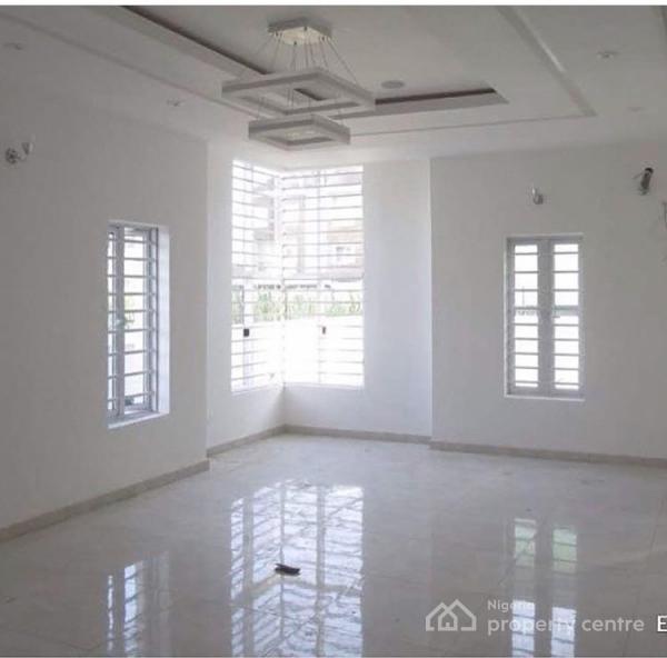 Luxury 4 Bedroom Fully Detached Duplex, Osapa, Lekki, Lagos, Detached Duplex for Rent