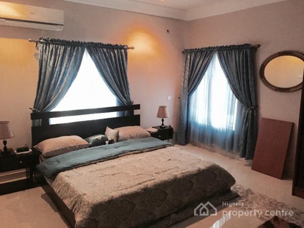 3 Bedroom Bungalow with 1 Bedroom Boys Quarters, Suncity Estate, Galadimawa, Abuja, Detached Bungalow Short Let
