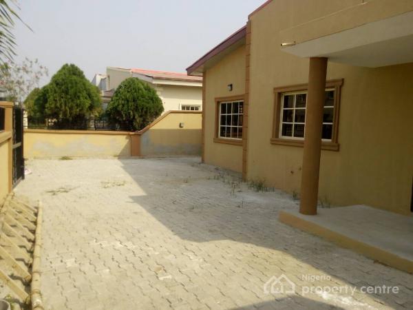 Luxury 4 Bedroom Bungalow with Bq, Mayfair Garden Estate, Awoyaya, Ibeju Lekki, Lagos, Semi-detached Bungalow for Rent