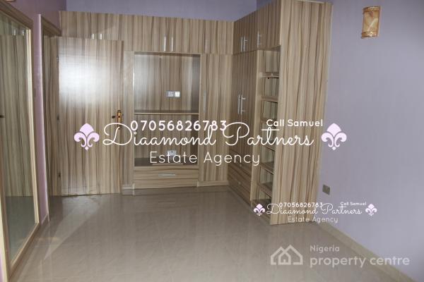 4 Bedroom Semi Detached, Ikate Elegushi, Lekki, Lagos, Semi-detached Duplex for Rent