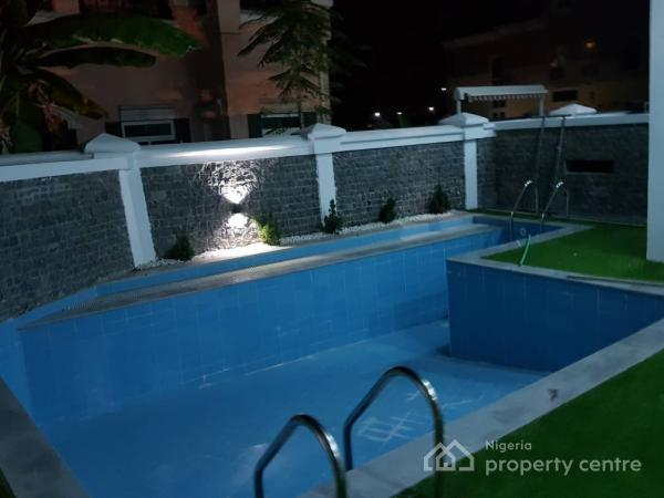 For Sale Newly Built Five Bedroom Contemporary Detached House With Bq Swimming Pool Osapa