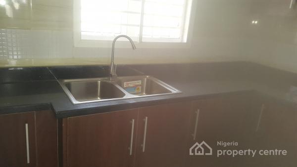 Diplomatic Serviced 4 Bedrooms Terrace Duplex, Guzape District, Abuja, Terraced Duplex for Sale