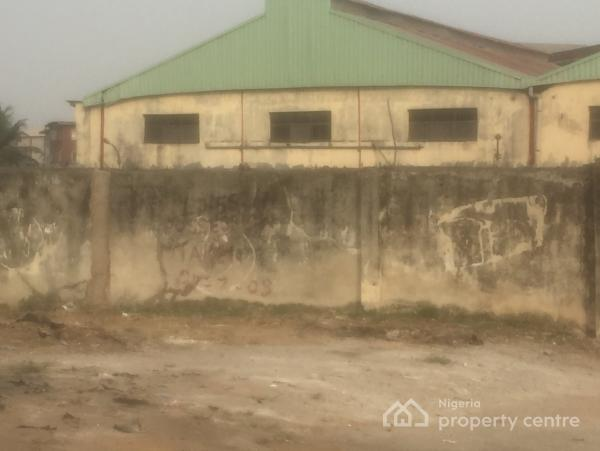 10,000 Square Feet Warehouse, Apapa-oshodi Expressway, Ijesha, Lagos, Warehouse Short Let
