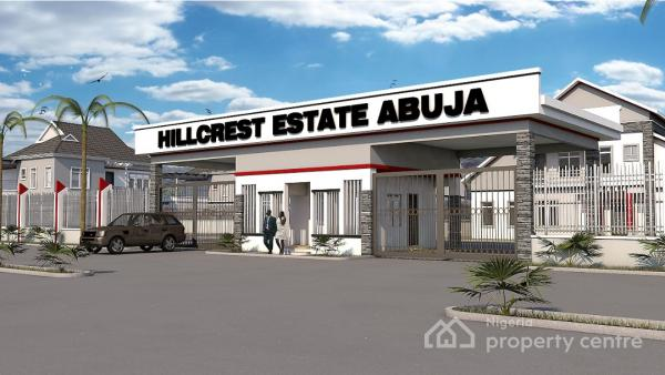 Hillcrest Estate, Sabon, Along Abuja International Airport, Lugbe District, Abuja, Residential Land for Sale