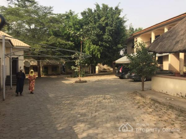 Detached 4 Bedroom House with Multiple Chalets with Bq, Off Yakubu Gowon Crescent, Asokoro District, Abuja, House for Sale